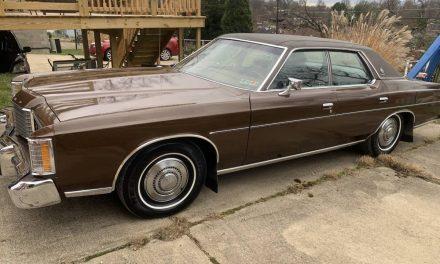 Ziebart: 1974 Ford LTD 34.5K Mile Sedan – NOW $5,450