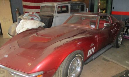 NEW! Award 55: 1969 Chevrolet Corvette 350/350 4-speed Coupe – SOLD!