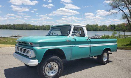 Failed Flip? 1964 Chevrolet K10 – SOLD!