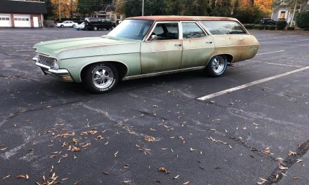 Classifind Cut: 1970 Chevrolet Kingswood – Sold?