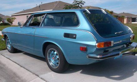 Classified Cut: 1972 Volvo 1800ES Shooting Brake – Sold?