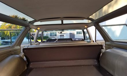 Skylighted Space: 1965 Oldsmobile Vista Cruiser – Sold!