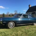 Five Months Gone: 1968 Pontiac Bonneville 12K Mile Time Capsule – Sold?
