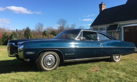 Five Months Gone: 1968 Pontiac Bonneville 12K Mile Time Capsule – STILL $30,000