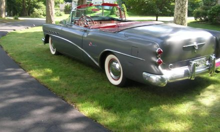 Classifind Cut: 1954 Buick Roadmaster Convertible – Sold?