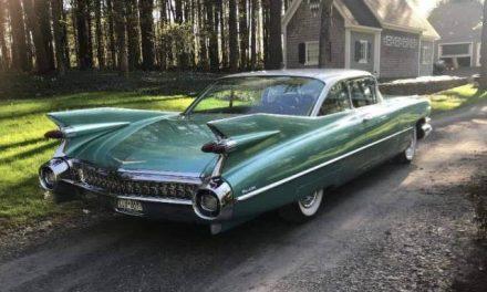 Classifind Cut: 1959 Cadillac Coupe de Ville – Sold?