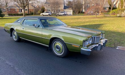 1973 Ford Thunderbird – $8,000
