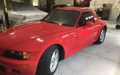Youngtimer Classic: 1999 BMW Z3 – $6,900
