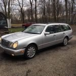 W210 Longroof: 1999 Mercedes-Benz E320 Estate – $3,000