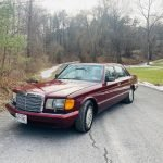 Low Mileage Flagship: 1989 Mercedes-Benz 300SE – $4,000