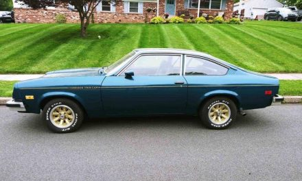 Twin Cam Two-For: 1975 Chevrolet Cosworth Vega – $9,000
