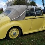 1953 Riley RMD Drophead Coupe Project – $9,500