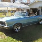 Classifind Cut: 1965 Pontiac LeMans Convertible Project Package – $17,700