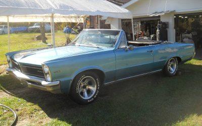 Classifind Cut: 1965 Pontiac LeMans Convertible Project Package – $17,700