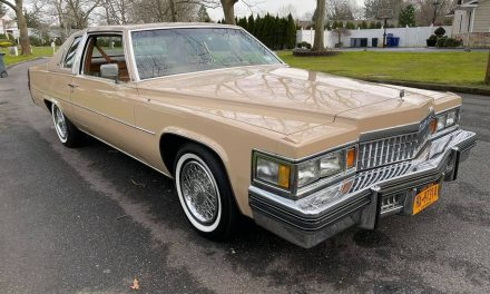Classifind Cut: 1978 Cadillac Coupe DeVille 35K Mile Survivor – SOLD!