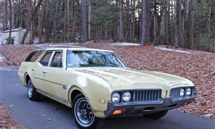 1969 Oldsmobile Cutlass S Wagon – $13,900