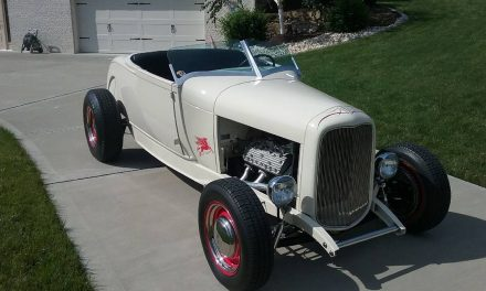 Old School: 1929 Ford Roadster Street Rod – Sold?