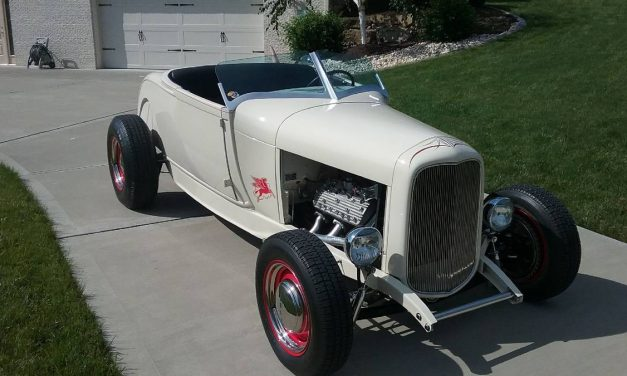 Old School: 1929 Ford Roadster Street Rod – STILL $45,000