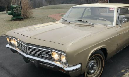 Classifind Cut: 1966 Chevrolet Biscayne – $9,600