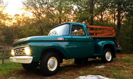 Classifind Cut: 1964 Ford F100 – SOLD!
