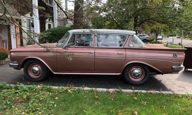 Classifind Cut: 1961 Rambler Classic – $7,500