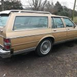 Classifind Cut: 1985 Chevrolet Caprice Classic Estate – $4,000