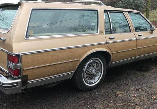 Classifind Cut: 1985 Chevrolet Caprice Classic Estate – $4,000