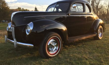 Real Deal: 1940 Ford Standard Coupe – $29,000