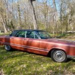 Turbine Bronze: 1967 Imperial Crown Four Door Hardtop – $11,000