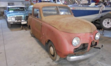 Classifind Cut: 1947 Crosley Roundside Pickup Project – Sold?