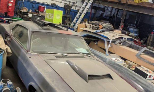 NEW! Award 57: 1969 Ford Mustang Mach I – $25,000 OBO