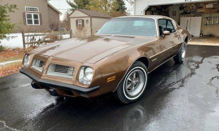 Classifind Cut: 1975 Pontiac Firebird Espirit – SOLD!