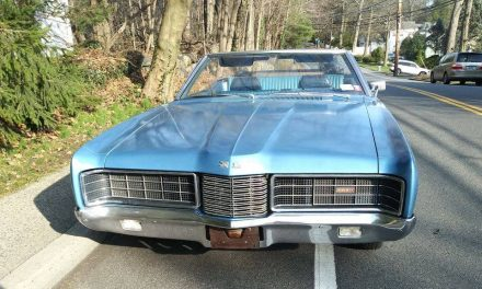 Classifind Cut: 1970 Ford Galaxie XL Convertible – SOLD!