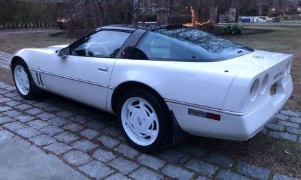 1988 Chevrolet Corvette 35th Anniversary Edition – $18,750