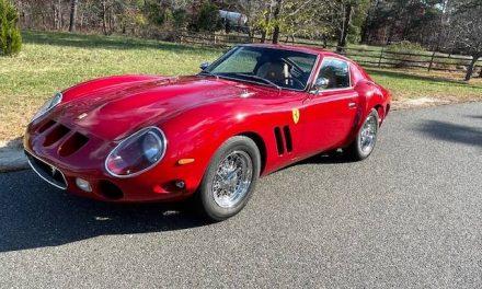 Rare Replica: 1962 Ferrari 250 GTO Tribute – SOLD!