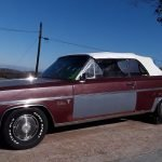 1963 Oldsmobile Cutlass F85 Convertible – $4,500 Negotiable