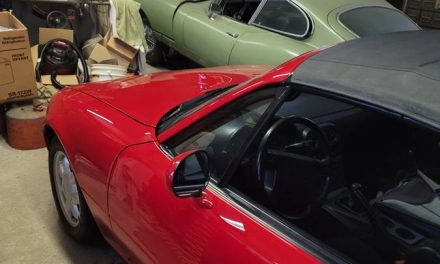 1991 Mazda MX-5 Miata 24K Survivor – $15,500