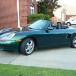 Concours Candidate: 2002 Porsche Boxster – $17,250