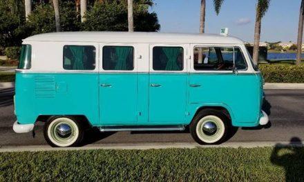 NJCoastalKombi: 1977 Volkswagen Kombi – $30,000