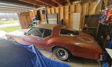 Bucket Seat Boat Tail: 1973 Buick Riviera – Sold?
