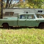 Classifind Cut: 1966 Dodge D200 Camper Special Four-Door Project – $3,500