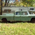 Classifind Cut: 1966 Dodge D200 Camper Special Four-Door Project – $3,500