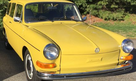 FORMER NEW! Award 60: 1973 Volkswagen Squareback – SOLD!