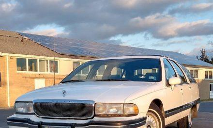 Classifind Cut: 1991 Buick Roadmaster Estate – Sold!