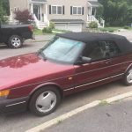 Final Year Model: 1994 Saab 900 Turbo Convertible – $4,000