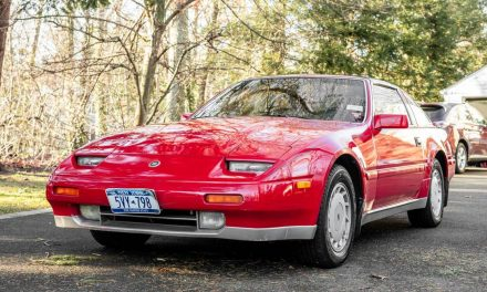 One Owner? 1989 Nissan 300ZX 2+2 – Sold?