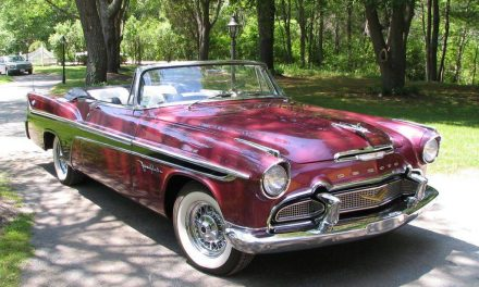 Deep Depreciation: 1956 DeSoto FireFlite Convertible – Sold?