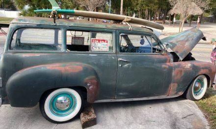 Classifind Cut: 1950 Dodge Coronet Sierra Station Wagon – Sold?