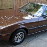 Havana Brown: 1983 Mazda RX7 FB GSL 5-Speed – $8,000