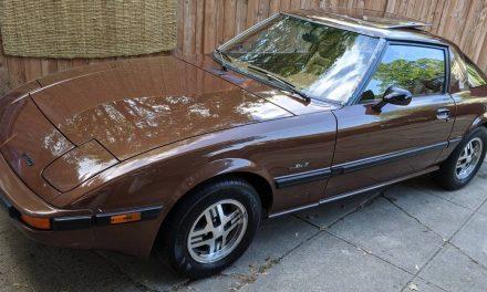 Havana Brown: 1983 Mazda RX7 FB GSL 5-Speed – SOLD!